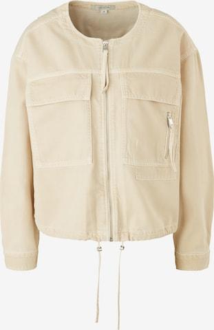 comma casual identity Between-Season Jacket in Beige