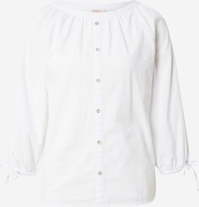 s.Oliver Blouse in Off white, Item view