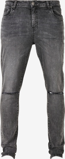 Urban Classics Jeans in grey denim, Produktansicht
