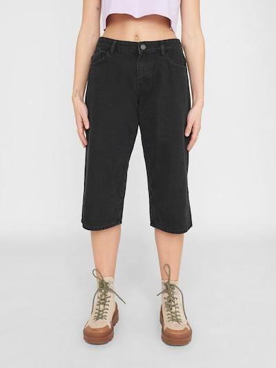 Jeans 'NMMANDY' Noisy may pe negru, Vizualizare model