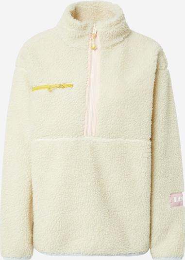 LEVI'S Sweatshirt in beige / gelb, Produktansicht