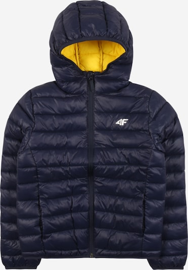 4F Outdoor jacket in navy, Item view