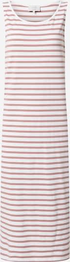 NÜMPH Robe 'NUDAIA' en rosé / blanc, Vue avec produit