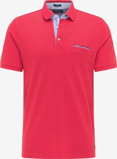 PIERRE CARDIN T-Shirt 'Airtouch' en bleu / corail / blanc, Vue avec produit