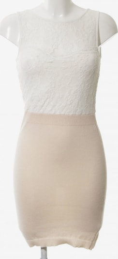 Asos Dress in XS in Nude / White, Item view