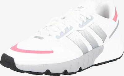 ADIDAS ORIGINALS Sneaker in grau / pastellrot / weiß, Produktansicht