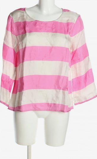 Blacky Dress Blouse & Tunic in S in Pink / White, Item view