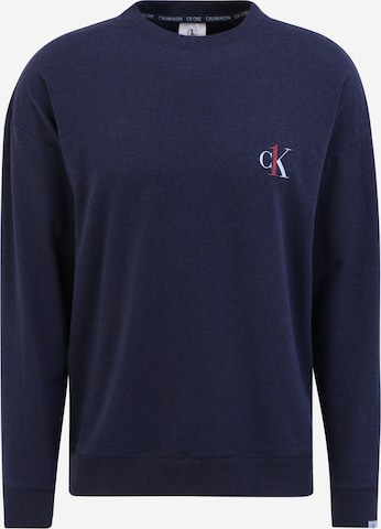 Calvin Klein Underwear Nattskjorte i blå
