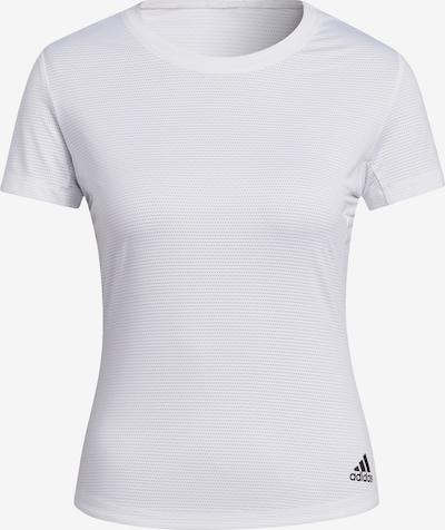 Sportiniai marškinėliai iš ADIDAS PERFORMANCE , spalva - balta, Prekių apžvalga