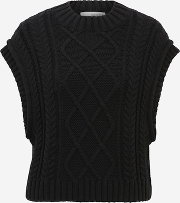 Selected Femme Petite Sweater 'Piper' in Black
