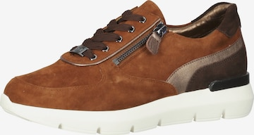 HASSIA Sneakers in Brown