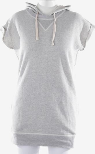 Marc O'Polo Kapuzenpullover in XS in graumeliert / weiß, Produktansicht