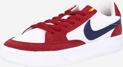 Sneaker bassa 'Adversary' Nike SB di colore blu / rosa scuro / bianco, Visualizzazione prodotti