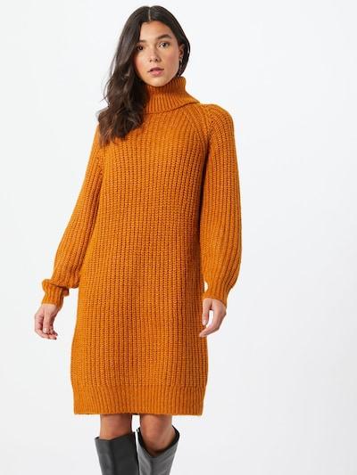 VILA Adīta kleita 'Suba' oranžs, Modeļa skats