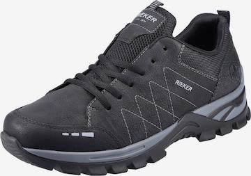 RIEKER Sneaker in Schwarz
