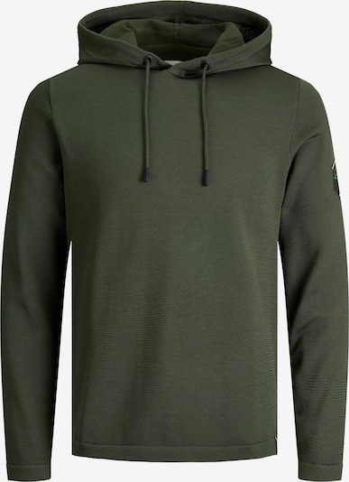 Pullover JACK & JONES di colore verde scuro, Visualizzazione prodotti