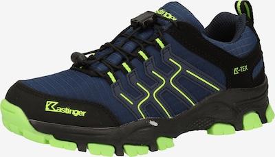 Kastinger Wanderschuhe in blau / grün, Produktansicht