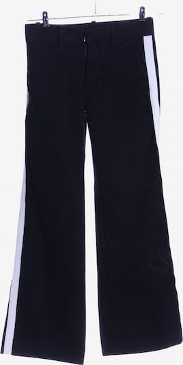 Hudson Stoffhose in XXS in schwarz / weiß, Produktansicht