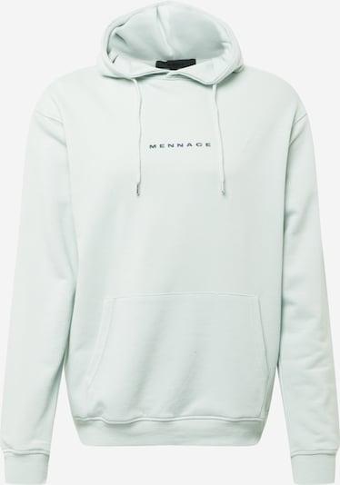 Mennace Sportisks džemperis 'BREEZE' opālisks / zaļš / tumši zaļš / balts, Preces skats