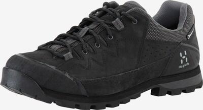 Haglöfs Lage schoen 'Vertigo Proof Eco' in de kleur Donkergrijs / Zwart, Productweergave