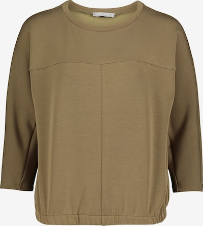 Betty & Co Sweatshirt in khaki, Produktansicht