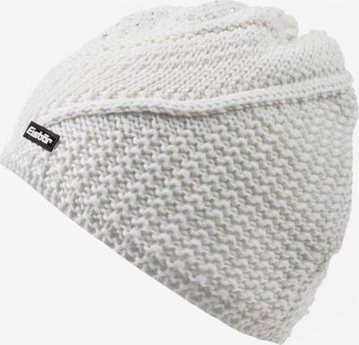 Eisbär Bommelmütze in weiß, Produktansicht