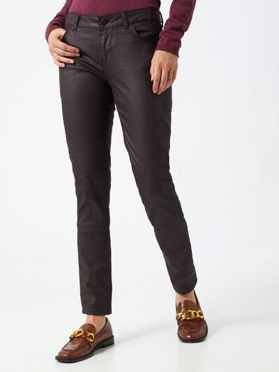 LTB Jeans 'Nicole' in de kleur Bordeaux, Modelweergave