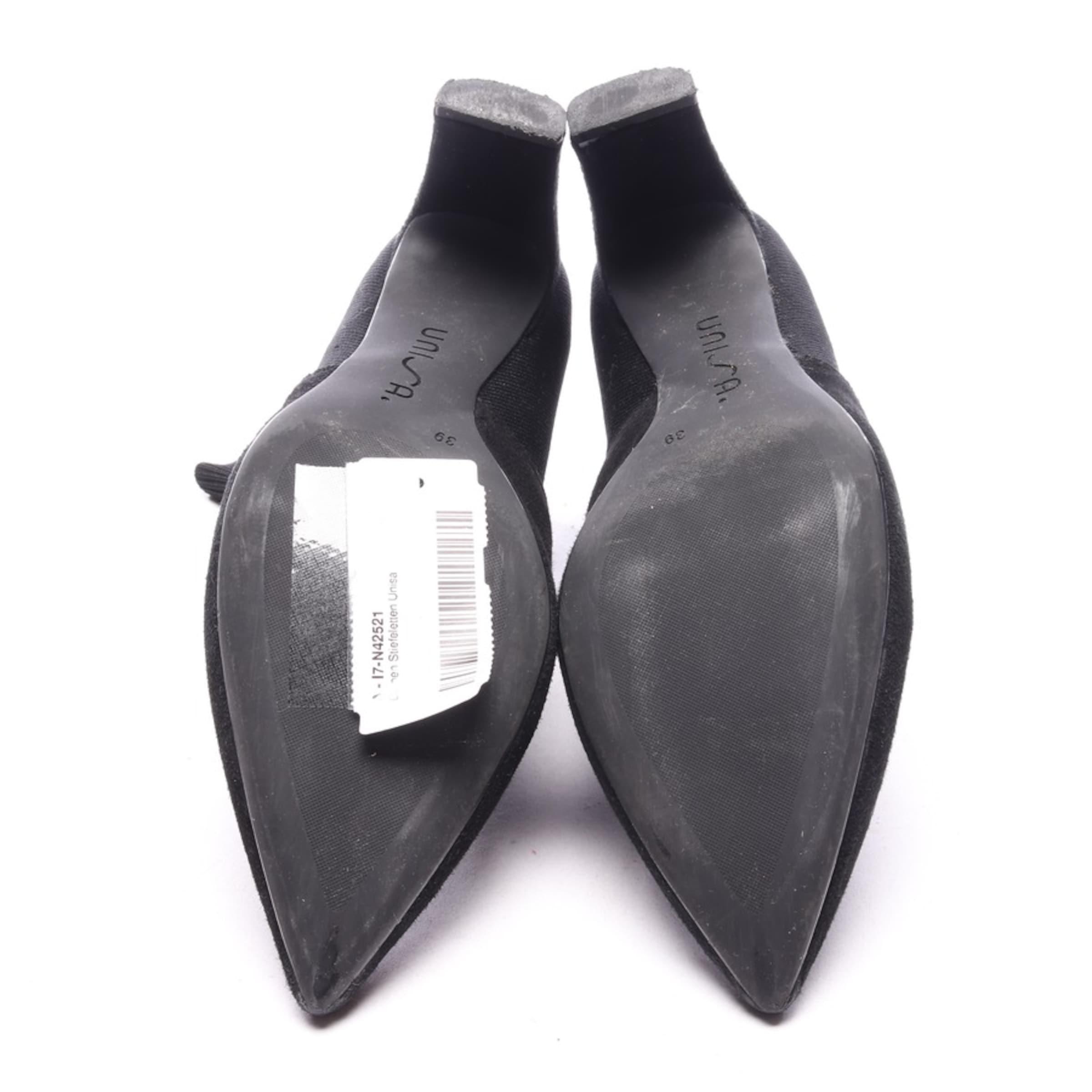 UNISA Stiefeletten in schwarz