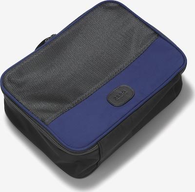 Zero Halliburton Packtasche 30 cm in dunkelblau / schwarz, Produktansicht
