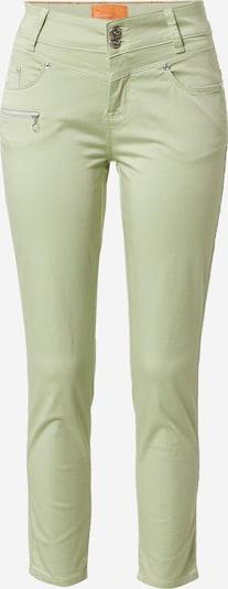 STREET ONE Pantalon en vert clair, Vue avec produit
