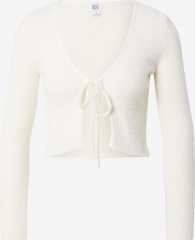 BDG Urban Outfitters Плетена жилетка 'NOORI' в кремаво, Преглед на продукта