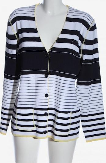 Via Appia Due Strick Cardigan in XL in schwarz / weiß, Produktansicht