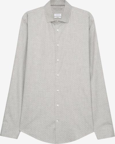 SEIDENSTICKER Business Hemd ' Shaped ' in grau, Produktansicht