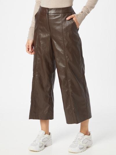 TAIFUN Pants in Brown, View model