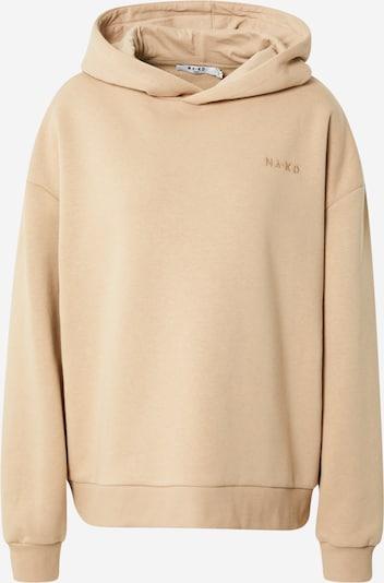 NA-KD Μπλούζα φούτερ σε καπουτσίνο, Άποψη προϊόντος