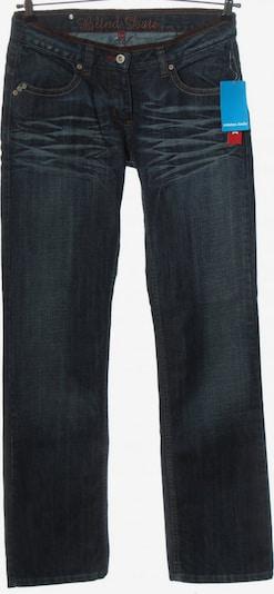 mister*lady Straight-Leg Jeans in 30-31 in blau, Produktansicht