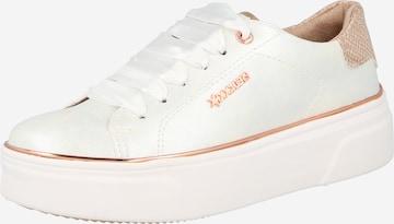 Sneaker low de la Dockers by Gerli pe alb