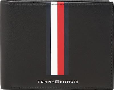 TOMMY HILFIGER Denarnica | rdeča / črna / bela barva, Prikaz izdelka