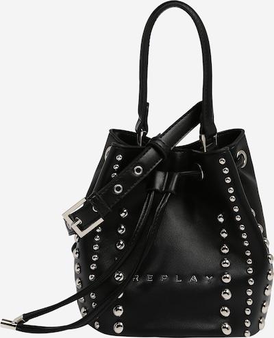 REPLAY Vrećasta torba u crna, Pregled proizvoda