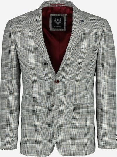 Lavard Sakko mit seitlichen Taschen und Brusttasche in grau, Produktansicht