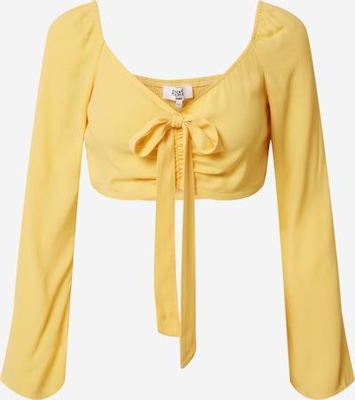 Maglietta 'Phoenix' SHYX di colore giallo, Visualizzazione prodotti