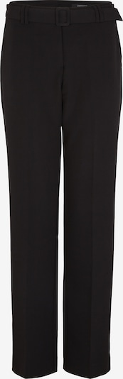COMMA Trousers with creases in Black, Item view