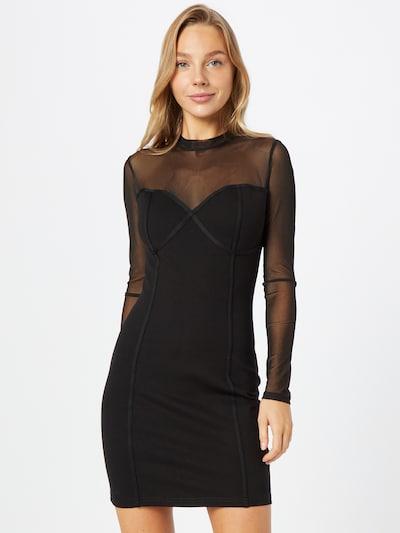 Pimkie Kleid 'ALIEN' in schwarz, Modelansicht