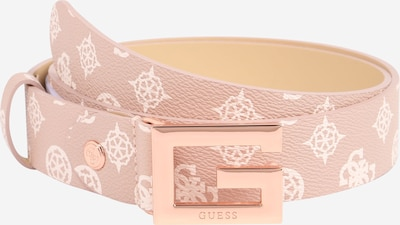 GUESS Belt in pink / white, Item view