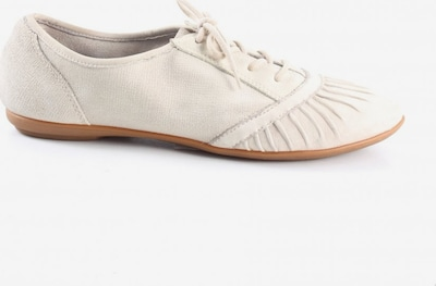MJUS Flats & Loafers in 39 in Cream, Item view