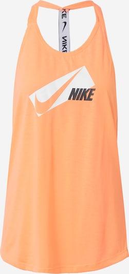 NIKE Top deportivo 'Elastika' en naranja / negro / blanco, Vista del producto