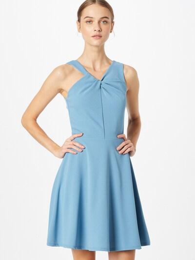 WAL G. Cocktail Dress 'ZELDA' in Light blue, View model