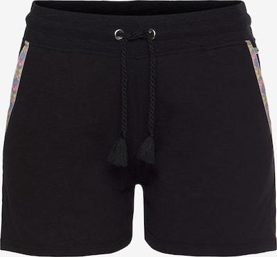BUFFALO Hose in mischfarben / schwarz, Produktansicht