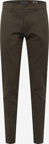 Pantalon chino Marc O'Polo en vert