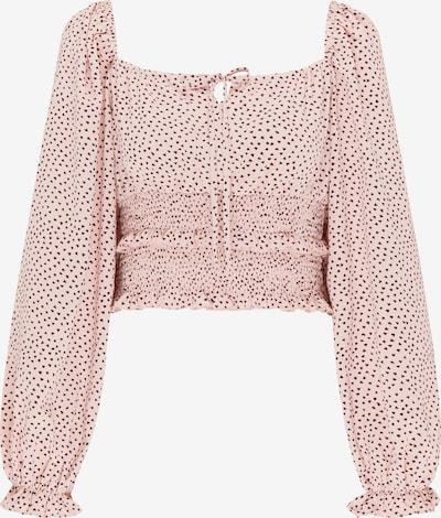 MYMO Shirt in de kleur Bessen / Pink, Productweergave